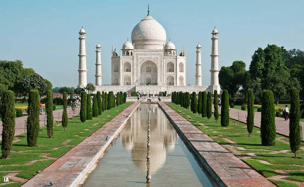 Дворец в Индии